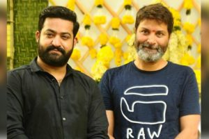 Jr.NTR Trivikram Movie to release on Dussehra