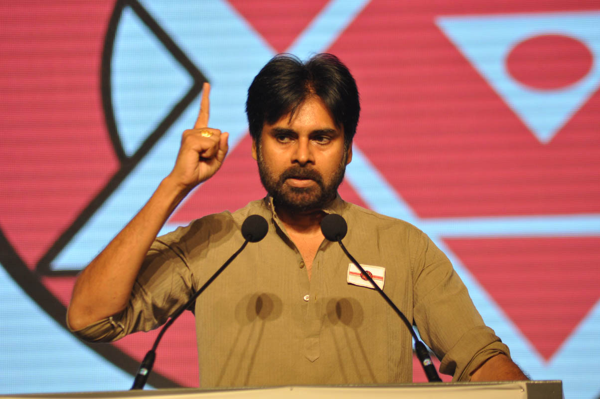 Pawan Kalyan is a Hyper Wave in Politics